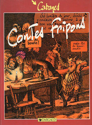 Contes Fripons - Cabanes