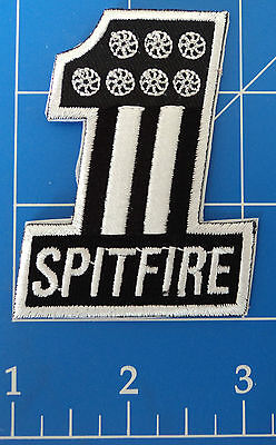 Spitfire Number 0Ne Patch, Dress Up Yo Raggedy Ass!