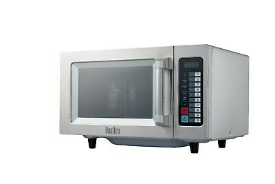 SALE - Quattro 1000w Programmable Commercial Catering Microwave. Free Delivery