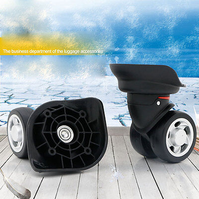 Replacement Luggage Suitcase Spinner Mute Wheels Universal Wheel W055