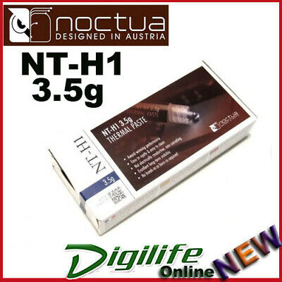 Noctua NT-H1 Thermal Compound for CPU heatsink Thermal Grease