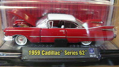 1959 Cadillac Coupe Deville   1:64 Scale M2 Diecast