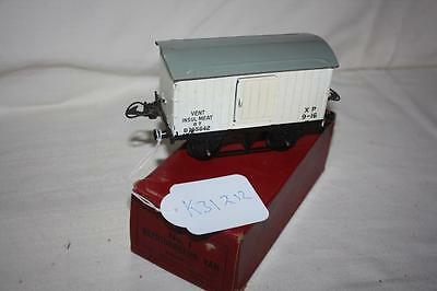 o gauge hornby insulated meat van WAGON in box looks good k31212
