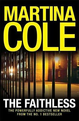 The Faithless by Cole, Martina Book The Cheap Fast Free Post