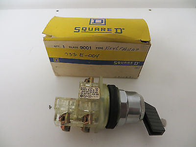 Square D Selector Switch 9001 Ks46Fbh27