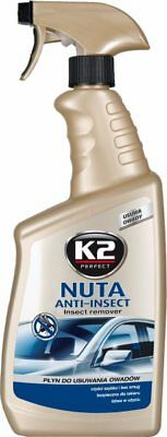 K2 | Car Insect Remover | Car Care Stubborn Stain Remover 700ml