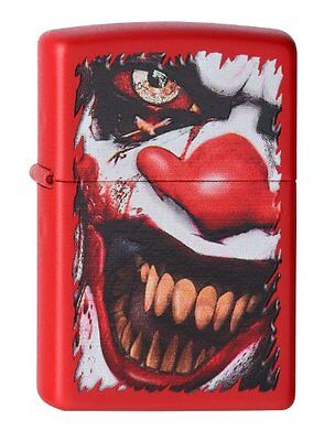 Zippo 2004220 Lighter #233 Evil Clown