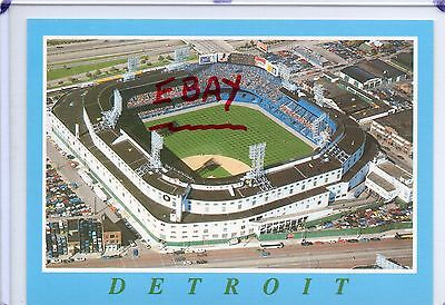 Detroit Tiger Stadium-Detroit,mi