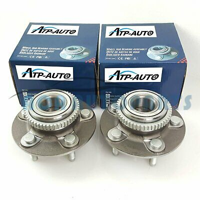 Genuine Machter for Ford Front Wheel Bearing Hubs Falcon AU Fairlane BA BF XR6T
