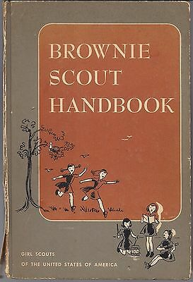1951 BROWNIE SCOUT HANDBOOK - Girl Scouts
