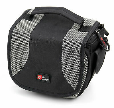Camera Case With Padded Interior And Shoulder Strap For Sony DSC-HX400 / HX400V
