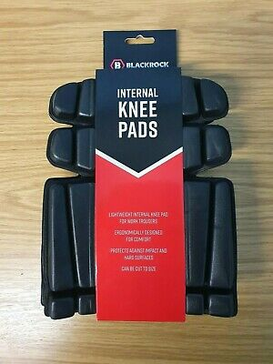 Blackrock Knee Pads Work Wear Trousers Pants Bib & Brace Carpet Fitters (BRKP)