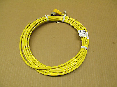 1 New Lumberg Rkwt 4/3-632/5M Rkwt436325M Cable Single End Female 90 Degree 5M