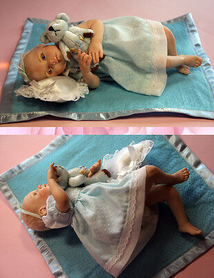 """7-8"""" BABY PRESS MOLD SET for polymer clay by Patricia Rose"""