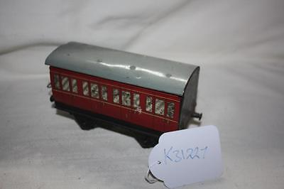 hornby coach job lot or parts  needs tlc missing one coupling k31227