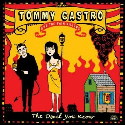 Tommy Castro - The Devil You Know [New CD]