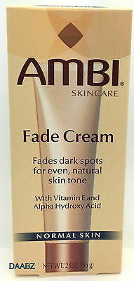 Ambi Fade cream for Normal Skin Fade Dark Spot & Natural Skin Tone 2 oz