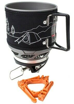 New Jetboil Mini Mo 1L Portable Cooking System CARBON - Hiking Camping