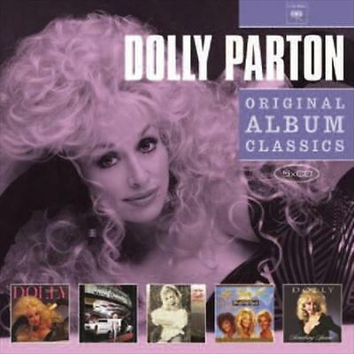 Dolly Parton - Original Album Classics New Cd