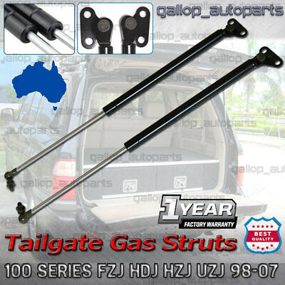 GAS STRUTS 100 SERIES TOYOTA LANDCRUISER REAR TAILGATE STRUTS New Pair