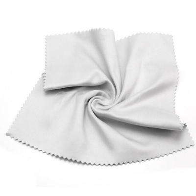 10 Pcs Jewelry Polishing Cleaning Cloth for Platinum Gold and Sterling Silver