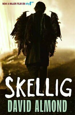 Skellig, Almond, David Paperback Book The Cheap Fast Free Post