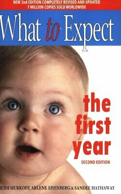 What to Expect the First Year by Hathaway, Sandee E. Paperback Book The Cheap