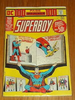 Dc 100 Page Super Spectacular #21 Vg/fn (5.0) Dc Comics October 1973+