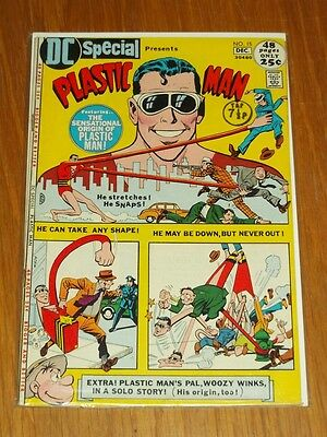 Dc Special #15 Fn (6.0) Dc Comics Giant December 1971+