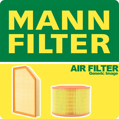 69.5mm High MANN Air Filter Genuine OE Spec Service Engine Replacement Part