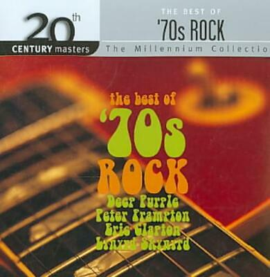 Various Artists - 20Th Century Masters - The Millennium Collection: 70's Rock Ne