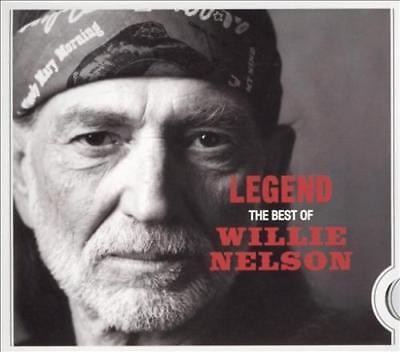 Legend: The Best of Willie Nelson [886972928326] New CD