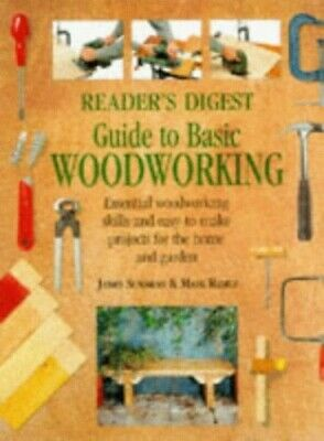Guide to Basic Woodworking by Ramuz, Mark Hardback Book The Cheap Fast Free Post