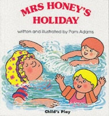 Mrs Honey's Holiday (Early Reading) by Adams, Pam Paperback Book The Cheap Fast