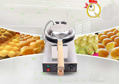 Non-Stick Cooking Machine Electric Eggettes Egg Waffle Maker kitchen appliance