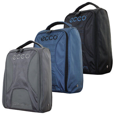 Ecco Golf 2016 Unisex Golf Shoe Bag Travel Zipped Tote Storage Pouch 9000431