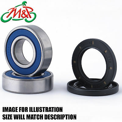 Yamaha YZ125 2016 Replacement Front Wheel Bearing and Seal Kit