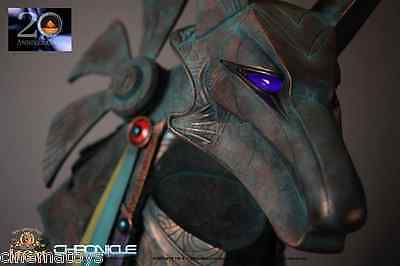Chronicle STARGATE 1994 Classic Movie ANUBIS Life-Size Helmet Bust Limited 200