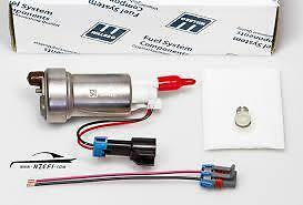 WALBRO 485LPH E85 In-Tank Fuel Pump+FITTING KIT FOR WRX EJ20//25 F90000274