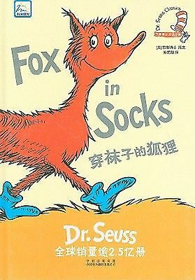 Fox in Socks by Dr Seuss (English) Hardcover Book