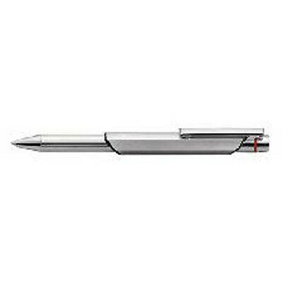 Rotring 600 Newton Silver Ballpoint Pen   New In Box