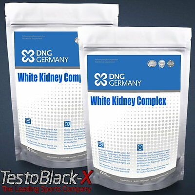 250 Kapseln White Kidney Complex  Phaseolin, Chitosan Carbblocker CarboBlock