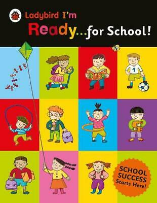 Ladybird I'm Ready for School! by Ladybird Paperback Book Free Shipping!