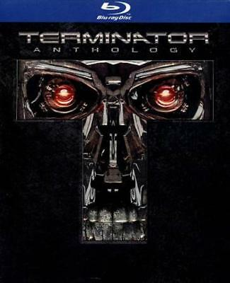 The Terminator Anthology New Blu-Ray