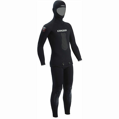 Cressi Apnea New Wetsuit Spearfishing 3,5mm 04US