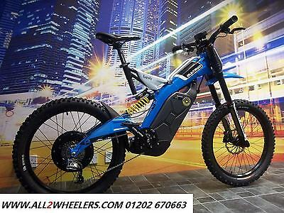 Bultaco Brinco Electric Mountain Bike off road Moto cross electric bike e bike