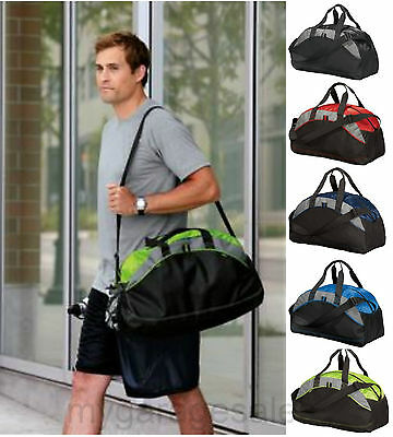 Medium Gym Bag Duffel Workout Sport Bag Travel Carry on Bag Athletic