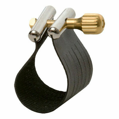 Rovner Star Series Ligature for Hard Rubber Tenor Sax Mouthpiece SS-2R with Cap