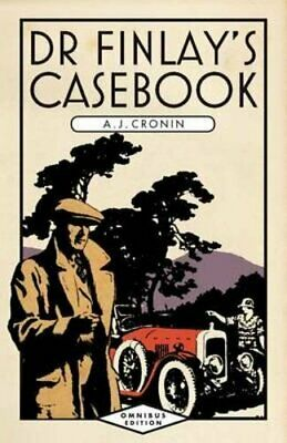 Dr. Finlay's Casebook by A.J. Cronin Paperback Book The Cheap Fast Free Post