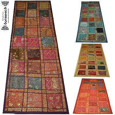 Tisch-läufer-decke Wandbehang chemin de table ethno indien inde goa table-runner
